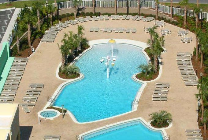 Emerald Beach Resort Hotel Condo